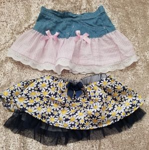 Infant Skirt Set
